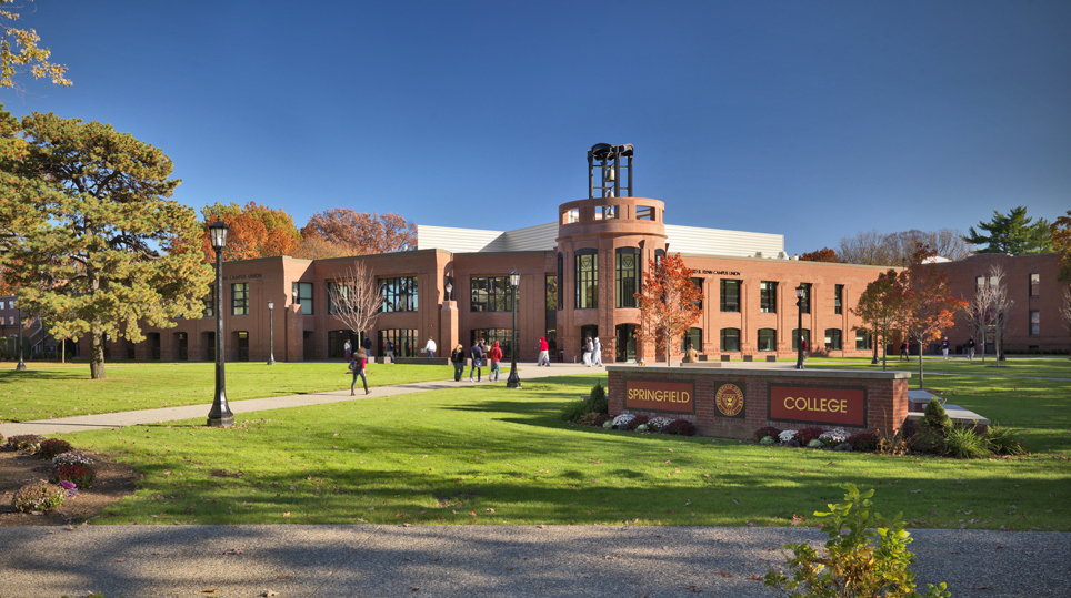 Springfield College- SMMA, arch