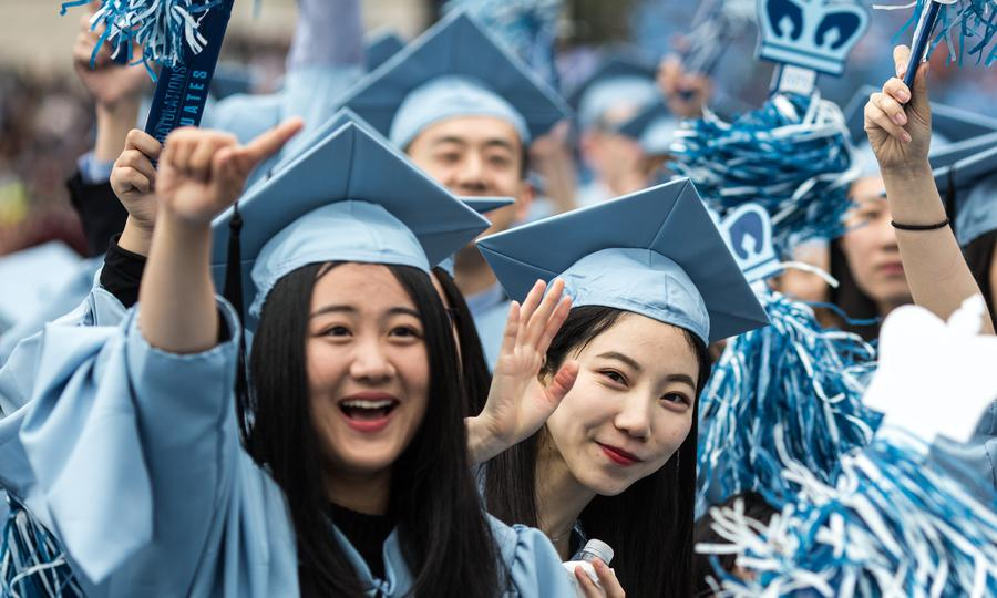 Image result for Chinese students in US