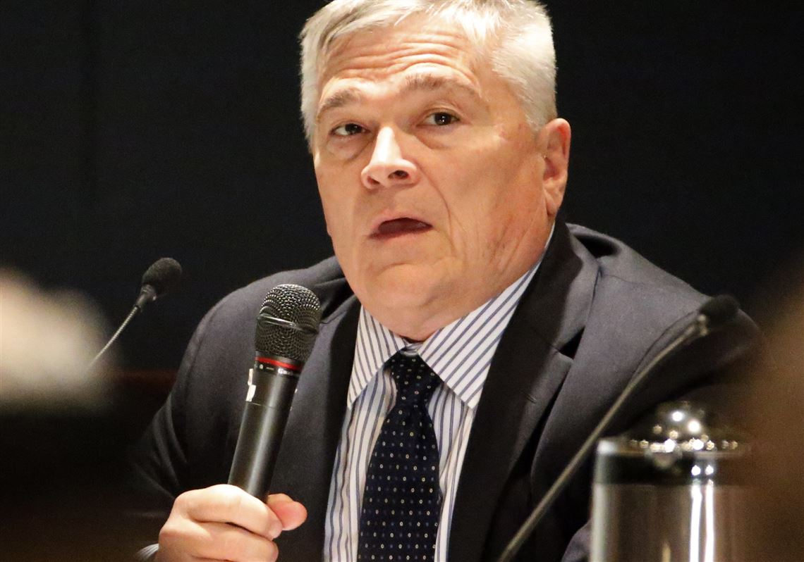 Penn State President Eric Barron said he will return 10% of his monthly salary as the school battles the effects of COVID-19. He said budgets will be cut, and 2,000 employees will be furloughed at half pay. He also hinted that more furloughs and layoffs are a possibility in the new fiscal year that begins in July.
